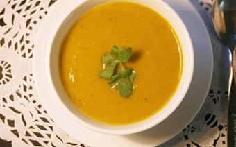 Soup bí ngô
