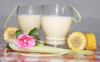 Sữa bắp thơm ngon