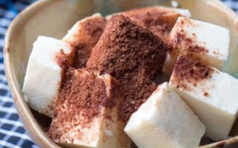 Sữa chua dẻo cacao