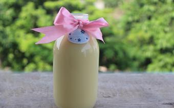 Sữa đậu xanh lá dứa