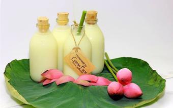 Sữa hạt sen bổ dưỡng