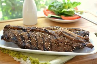 Sườn bò Hàn Quốc nướng