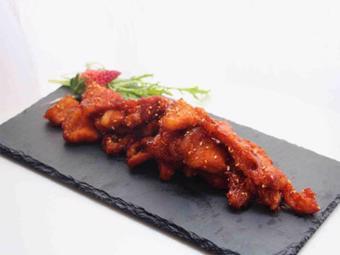 Thịt ba chỉ nướng Hàn Quốc