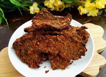 Thịt bò khô dai thơm