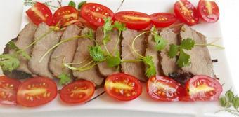 Thịt bò nướng sa tế