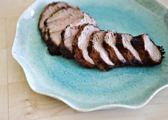 Thịt bò nướng thơm