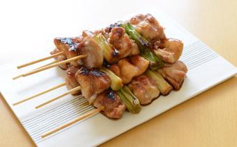 Thịt gà xiên nướng kiểu Nhật - Yakitori