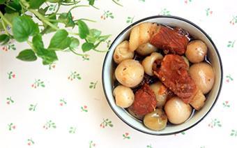Thịt kho cà muối tương bần