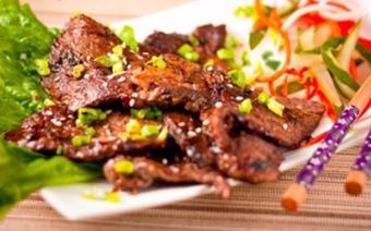 Thịt nướng kiểu Thái Lan