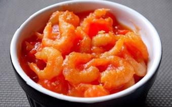 Tôm sốt cà chua