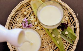 Sữa bắp tại nhà