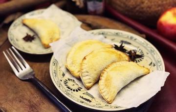 Bánh Apple Pie đơn giản