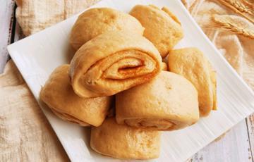 Bánh bao đường nâu