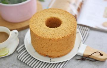 Bánh bông lan chanh xốp mềm đơn giản