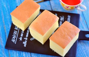 Bánh bông lan mềm mịn