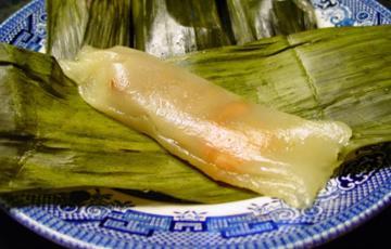 Bánh bột lọc lá chuối