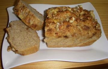 Bánh chuối hạnh nhân