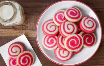 Bánh cookie hai màu