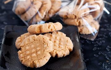 Bánh cookies bơ đậu phộng