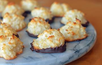 Bánh cookies dừa
