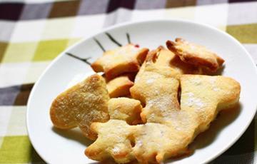 Bánh cookies khoai lang
