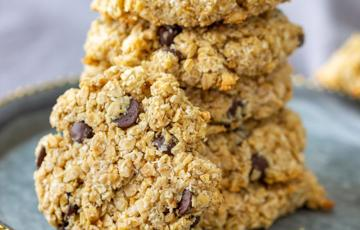 Bánh cookies yến mạch chocolate chips