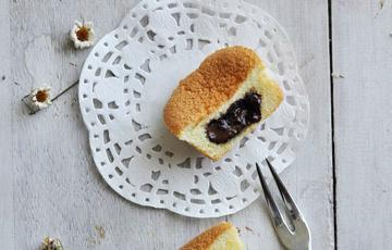 Bánh cupcake nhân chocolate