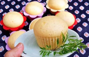 Bánh cupcake phô mai bơ