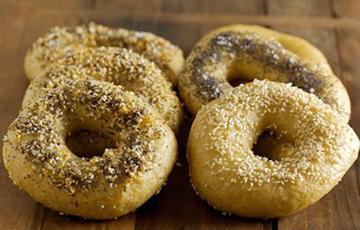 Bánh donut nướng
