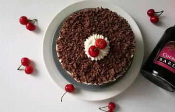 Bánh kem chocolate béo thơm