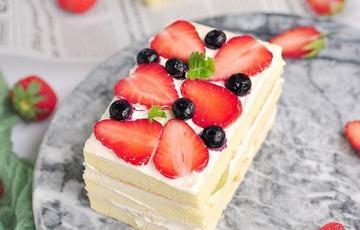 Bánh kem trái cây