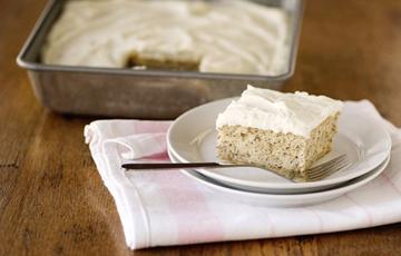 Bánh kem vani chuối