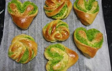 Bánh mì dừa dứa