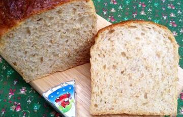Bánh mì mật ong nguyên cám