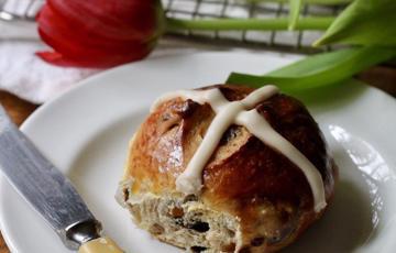 Bánh mì ngọt nướng