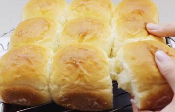 Bánh mì nướng mềm xốp