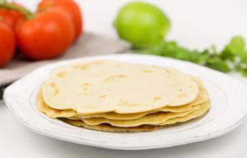 Bánh mì Tortilla Mexico