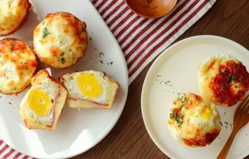 Bánh mì trứng kiểu Hàn Quốc