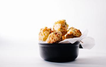 Bánh muffin phô mai trứng mini