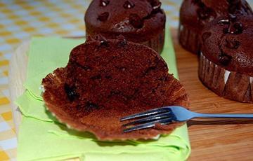 Bánh muffin sô cô la