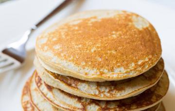 Bánh pancake ăn kiêng