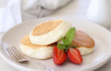 Bánh pancake kiểu Nhật Bản