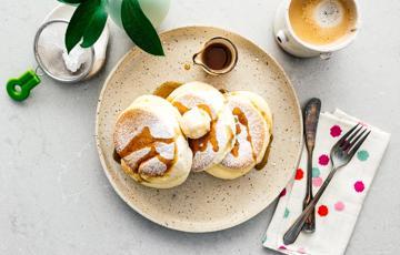 Bánh pancake Nhật Bản
