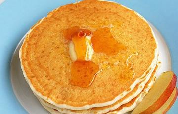 Bánh pancake xốp mềm