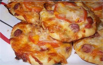 Bánh Pizza mini