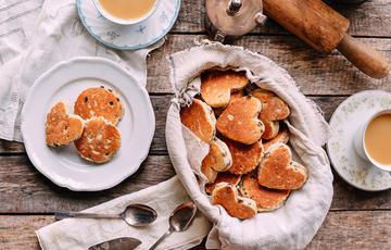 Bánh quy bơ chiên