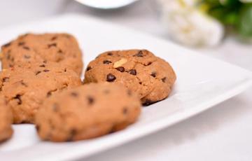 Bánh quy bơ chocolate chip
