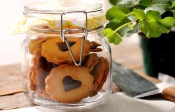 Bánh quy nhân trái tim