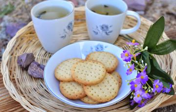 Bánh quy phô mai mặn