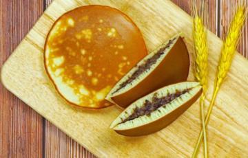 Bánh rán đậu đỏ dorayaki